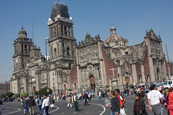 1.2 México – El Centro